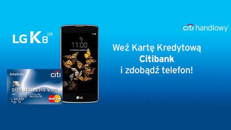 promocja citibank karty kredytowe