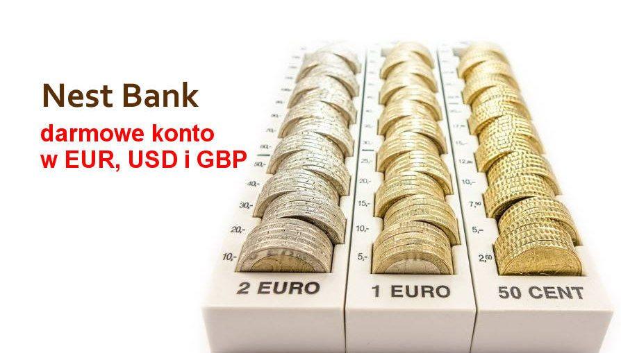 konto w euro nest bank