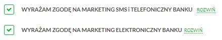 getin zgody marketingowe